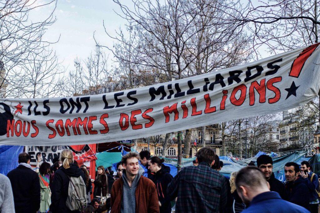 En France, peut-il y avoir des hyper-riches sans l'État?